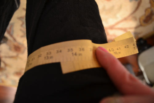 Get Boot Sock Measurements