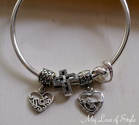 Soufeel Charms and Bracelet