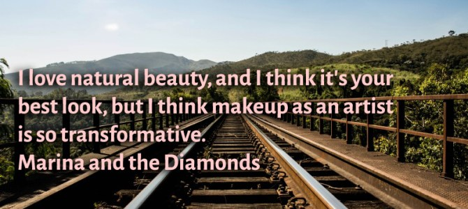 I think it's your best look and i love natural beauty