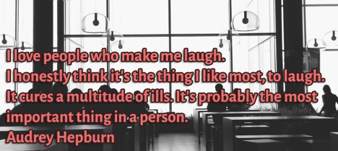 I love that type of people that makes me laugh