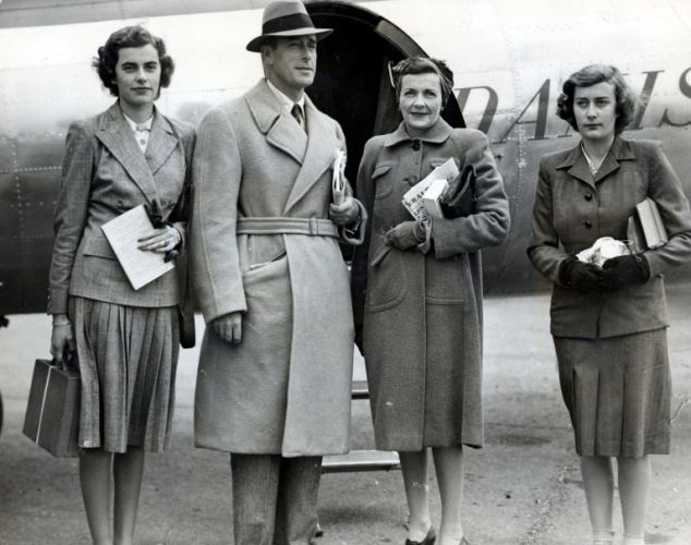 FAMOUS FAMILIES A Bit Of Royal Battenberg Mountbatten