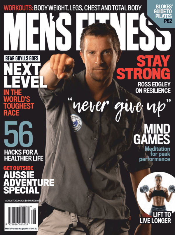 thumbnail of Australian Men's Fitness – 10.2020