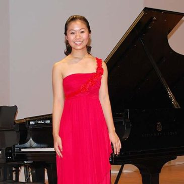 Karen Li: Performing, Winner