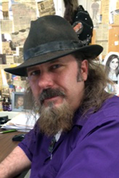 Chris Mayfield – Art Teacher of the Year Nominee