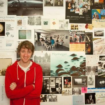Joshua Farr, New Hampshire Institute of Art