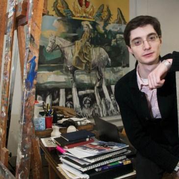 """Stanislav """"Stass"""" Shpanin, Hartford Art School"""