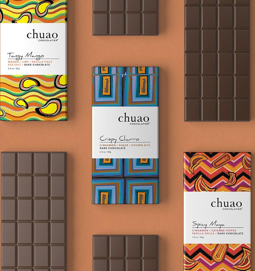 Hai Trieu Le (Graphic Design BFA), Chocolate, Academy of Art University