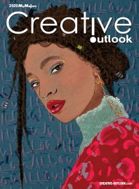 2020 Creative Outlook Cover winner, Ariana Pacino