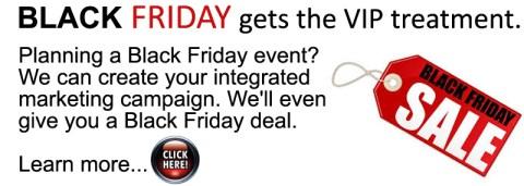 Black Friday Marketing Campaign - mymarketing Cafe
