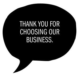 Thank you for your business-myMarketing Cafe copy