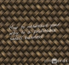 How to netweave to success
