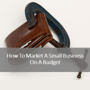 Small Business Small Budget