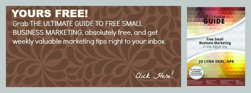 Free Small Business Marketing