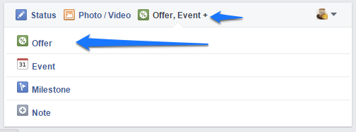Create a Facebook Offer Post