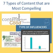 7 types of content that are most compelling
