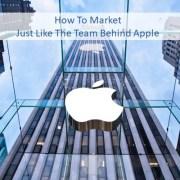 Marketing Like Apple