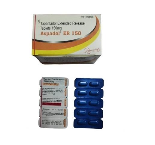 Tapentadol 150 Mg Tablet