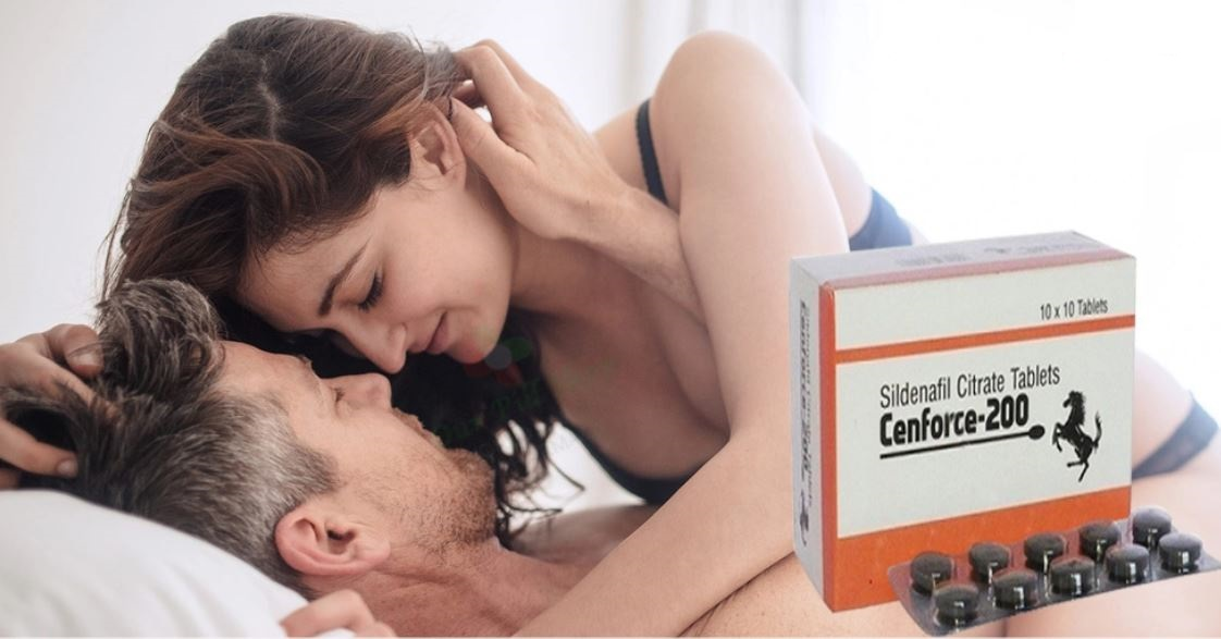 Cenforce 200 mg- A True Medicine to Find Strong Erection