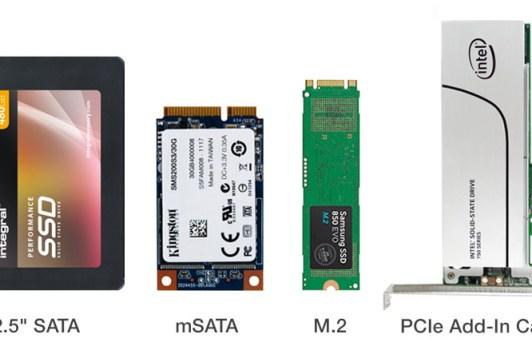 Mau Beli SSD? Yuk Ketahui Dulu Jenis-Jenis SSD Berikut Ini