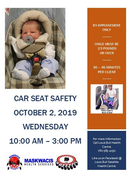 Louis Bull Car Seat Safety
