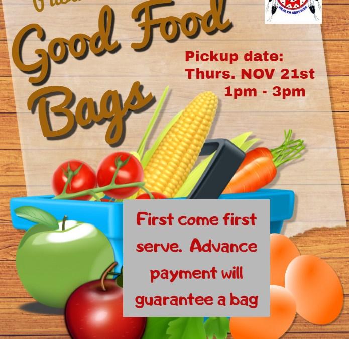 Good Food Bags