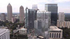 Midtown Atlanta High Rise Buildings