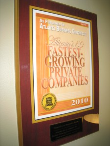 Palmer House Properties Pacesetter Award