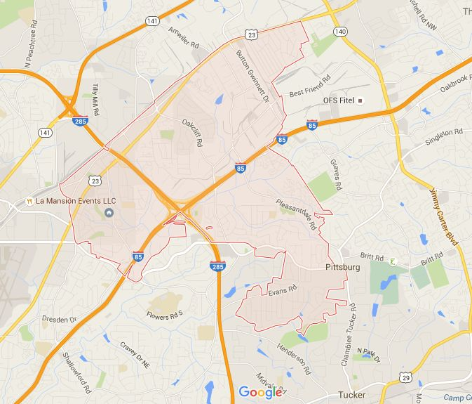 Atlanta Homes For Sale 30340 Zip code