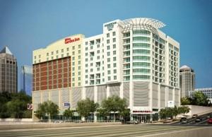 Hilton Homewood Suites Midtown Atlanta