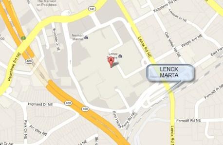 Lenox Mall And MARTA
