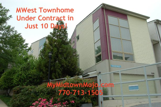 Intown Atlanta Real Estate Under Contract in 10 Days