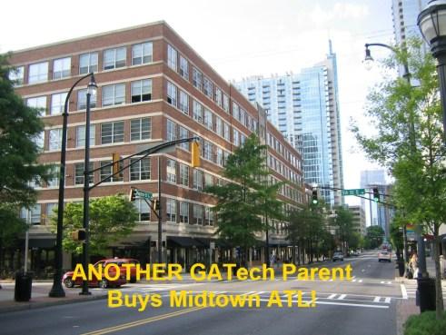 Georgia Tech Off Campus Housing in Midtown Atlanta Condos