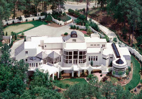 Home Depot Co-Founder Bernie Marcus Mansion