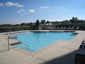 Luxe Midtown Atlanta Pool