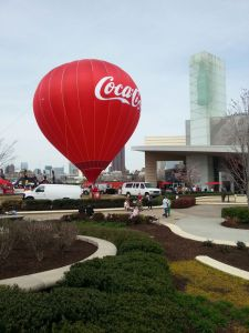 Coca-Cola Enterprises Innovation Center Midtown Atlanta
