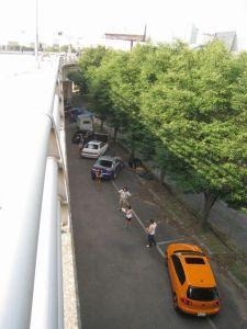 Fast and Furious 7 Atlanta Filming May 15, 2015