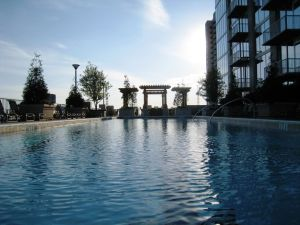 Viewpoint Midtown Atlanta Pool May 10, 2015