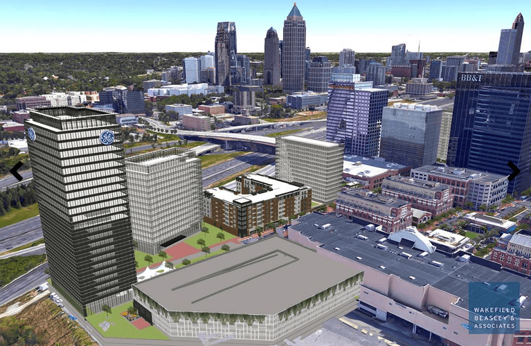 Could GE Headquarters Join NCR Corp in Midtown Atlanta?