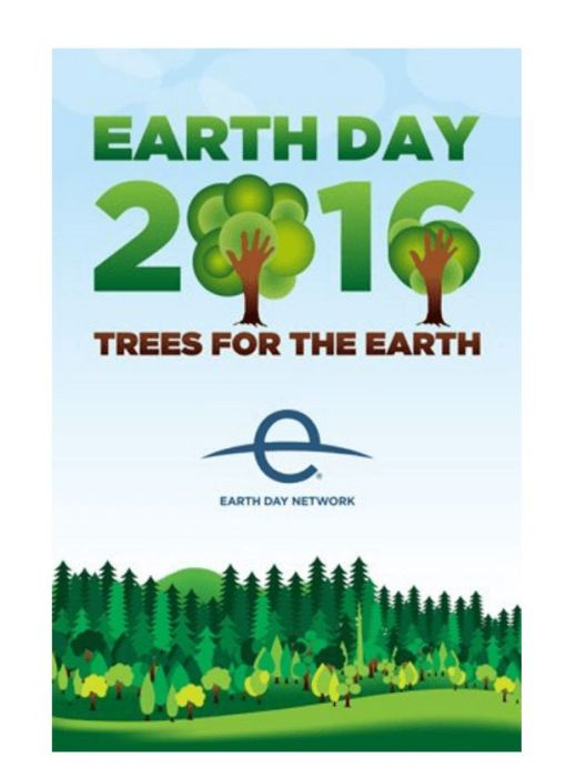 April 22, 2016 Earth Day
