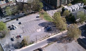 Hanover Midtown Apartment Site