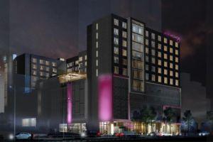 Marriott AC Moxy Hotel Midtown Atlanta