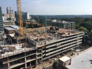 Apartment Construction Midtown