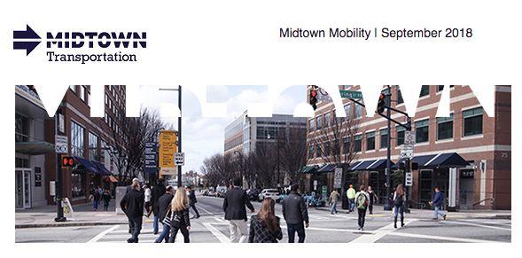 Midtown Alliance Midtown Mobility