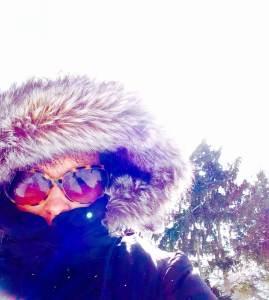 Bright Snow Triggers Migraine