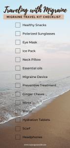 Avoid Migraine Attacks When Traveling