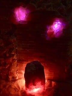 himalayan salt cave