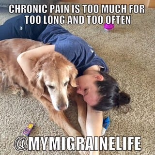When chronic pain is too much