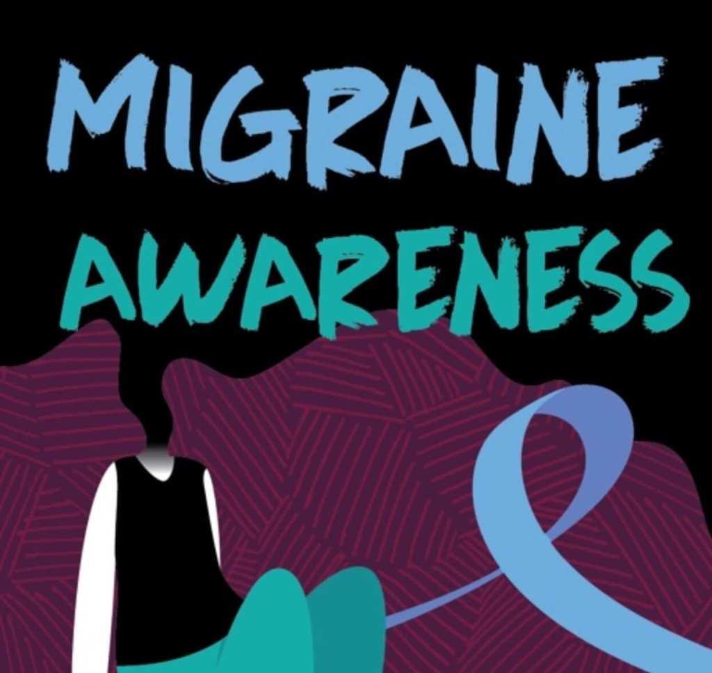 migraine awareness month 2017