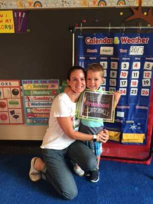 Being a Teacher and a Mom