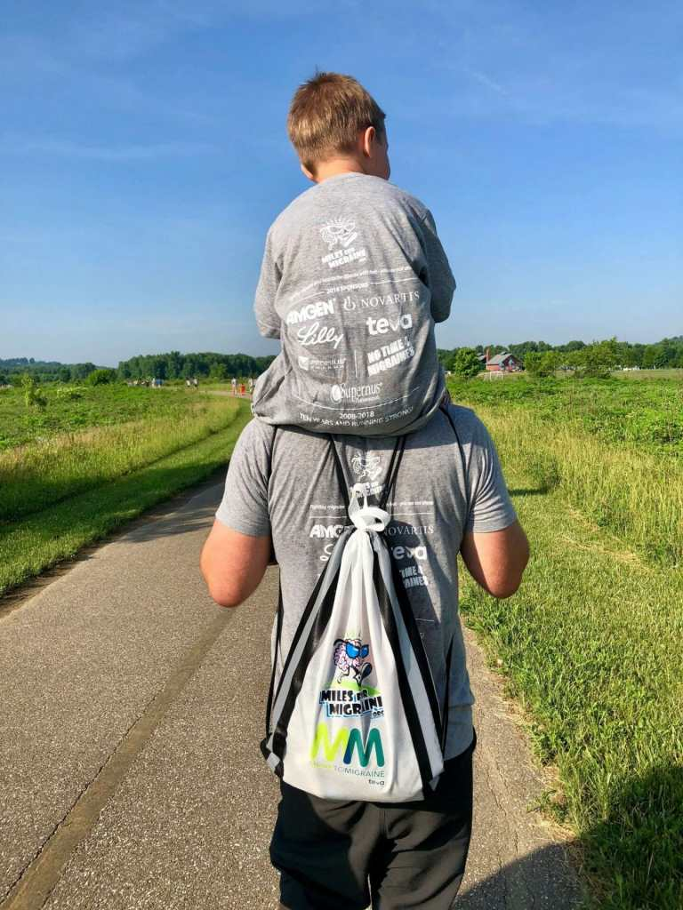 Miles for Migraine Cincinnati